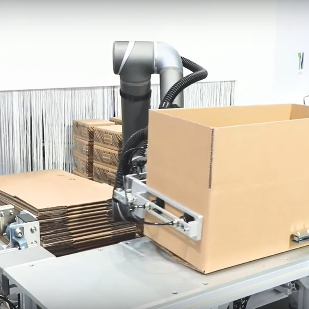automatic-folding-packaging
