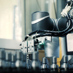 cobot arm and its camera